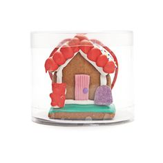 Dylan's Candy Bar - Mini Gingerbread House Ornament