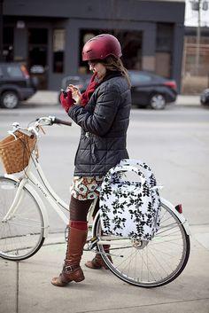 Bike Fancy blog- what inspiration!