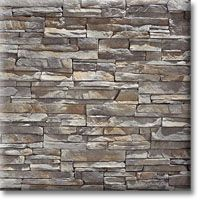 eldorado stacked stone walls