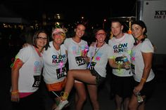 50% Off Glow Run 5K | Active Schwaggle