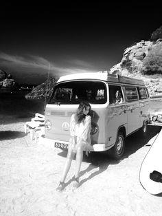 2 models in one shot :). At Cala Carbo, Ibiza.