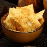 Homemade Gluten Free Pita Chips