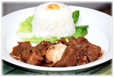 Pinay In Texas Cooking Corner: Adobong Baboy (Pork Adobo)