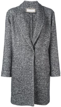 Fabiana Filippi herringbone coat