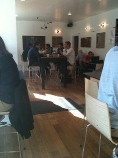 Contraband Coffeebar - Nob Hill