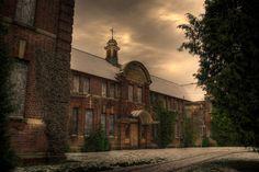 Abandoned Orphanage .