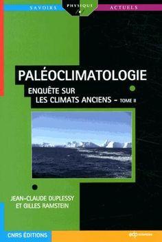 Paléoclimatologie [2 tomes]