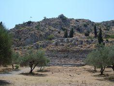 Αρχαίο Θέατρο Χαιρώνεια - Ancient Heronia Theatre