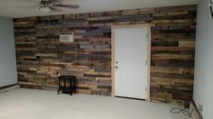 My after!!! Not some random pic.. this is my garage wall.. it came out just like I visioned!