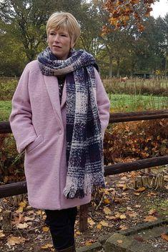 rose cocoon coat digital PDF sewing pattern for women