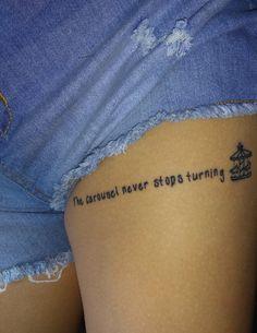 Bestie Tattoo, Bff Tattoos, Dream Tattoos, Best Friend Tattoos, Cute Tattoos, Hand Tattoos, Sleeve Tattoos, Frases Greys Anatomy, Grey Anatomy Quotes