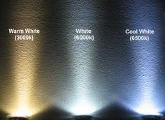 Color de la luz #lights