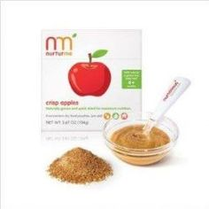 NurturMe is a new and revolutionary #baby food that nurtures baby, mother, and mother earth.
