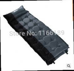 49.59$  Buy now - http://alifed.worldwells.pw/go.php?t=2036133901 - 3 color camping automatic inflatable outdoor mattress moisture-proof inflatable bed colchon inflable sleeping pad with pillow 49.59$
