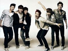 2PM Their smiles^^