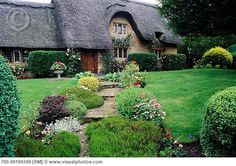 Cotswold Cottages, England