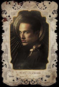 Tyler - TVD - The Vampire Diaries: http://spotseriestv.blogspot.com.br/search/label/the%20vampire%20diaries