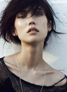 日本人スーパー・モデルTAOが中国雑誌に登場_中国網_日本語