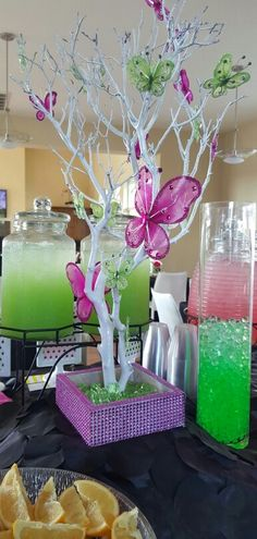 Drink station #GracefulEventsbyShondra
