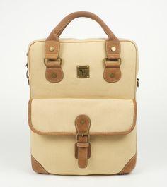 Clairefontaine Laptop Canvas Age Bag $170 NZD