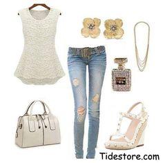 saturday shopping attire