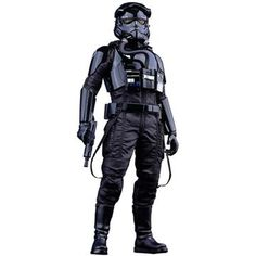 A high-flying stormtrooper is ready to target the Resistance with the Star Wars First Order TIE Fighter Pilot Sixth-Scale Figure. Based on the new design of the Rpg Star Wars, Star Wars Toys, Star Trek, Tie Fighter, Fighter Pilot, Star Wars Characters, Star Wars Episodes, Sith, Stormtrooper