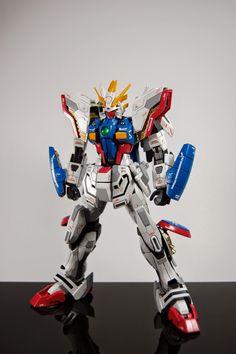 Shinning Gundam