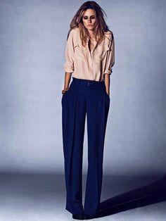 Fall Fashion 2014   ON THE BLOG   Fall's Hottest Trends  www.amandajudgeny.com/blog #slouchypants #pants #widelegpants #fallfashion