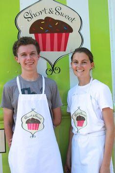 Short & Sweet Cupcake Truck: A Mobile Bakery inCT -