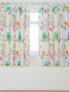 Owl Curtains, Http://www.very.co.uk/ladybird