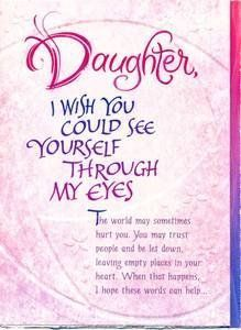 daughter appy birthday verse For My Daughter 28 A Touching