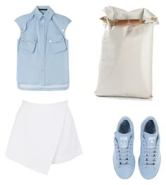 """""""Not really going to play tennis"""" by chantel-meavers on Polyvore featuring Karl Lagerfeld, BeginAgain Toys and adidas"""