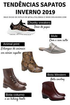 38d983e8d9 5 Sapatos inverno 2019  tendências outono inverno em calçados