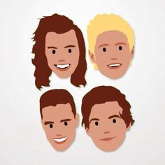 """If you tweet """" #AMAs1D """", these One Direction emojis will pop up right beside the hashtag!"""