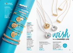 eBrochure | AVON great jewelry at great prices. perfect gifts for those hard to shop for people!  www.yourAvon.com/rplattharendza
