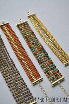 Jewelry Making Statement Bracelets