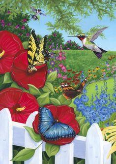 Toland Home Garden Garden Frenzy 28 x 40-Inch Decorative ... http://www.amazon.com/dp/B0072AYOHQ/ref=cm_sw_r_pi_dp_oFouxb0J3P47C