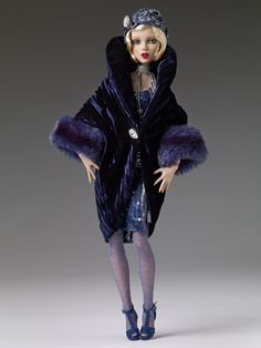 #pinned from our Roaring 20's Collection - Deja Vu 2013 #FallRelease #dollchat ^kv