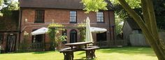 The Purefoy Arms in Preston Candover, Hampshire - Readers' Restaurant of the Year for the South East - we love this place ...