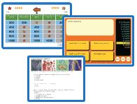 Website with study games. Teachers have created games specific to certain textbooks. For example, for my students, you can find games for Ecce Romani vocabulary by chapter.