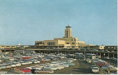 Friendship Airport in Baltimore, Maryland, Terminal