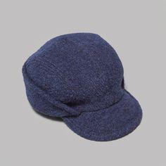 Arpenteur Cahors Hat in Azure Blue