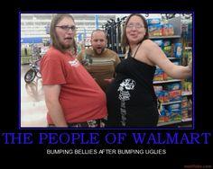 Wow People of walmart