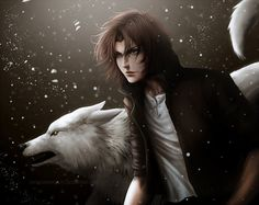 Kiba, Wolf's Rain, DivineImmortality