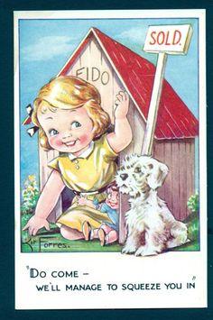 Kit Forres postcard | eBay