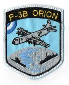 Helenic P3 Orion AIR Force Patch | eBay