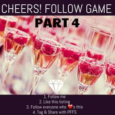 FOLLOW GAME PART 4!!!! FOLLOW GAME! Want more followers? Let's grow together!  1. Follow me 2.Like this post 3.Follow everyone who likes this post 4. Share & Tag friends! HAPPY POSHING  Victoria's Secret Bags Crossbody Bags