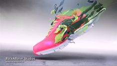 Cinema 4D UK Motion Graphics Reel 2015