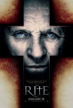 """Assisti """"O Ritual"""" (The Rite). Aproveitando o tema, podiam exorcizar este filme da cinematografia mundial. Só posso imaginar que o Anthony Hopkins tinha uma dívida urgente para pagar com a máfia para aceitar fazer um vexame destes."""
