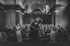 Stoke Newington Town Hall wedding of Roger & Tom by London creative wedding photographer Paul Underhill, so much enegry and fun! Wedding Ceremony, Wedding Venues, Wedding Photographer London, Documentary Wedding Photography, A Day To Remember, London Wedding, Town Hall, First Dance, Documentaries